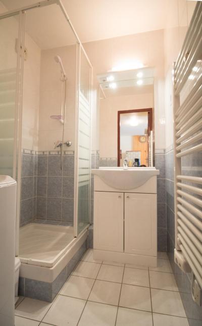 Location au ski Appartement 2 pièces 5 personnes (BO0026) - Résidences du Quartier Napoléon - Val Cenis - Douche