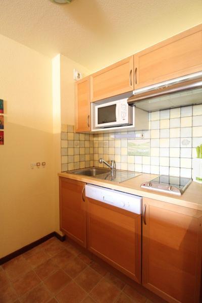 Location au ski Appartement 2 pièces 5 personnes (BO0026) - Résidences du Quartier Napoléon - Val Cenis - Kitchenette