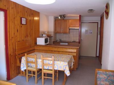 Location au ski Appartement 3 pièces 7 personnes (14) - Residences Du Quartier Napoleon - Val Cenis - Salle à manger