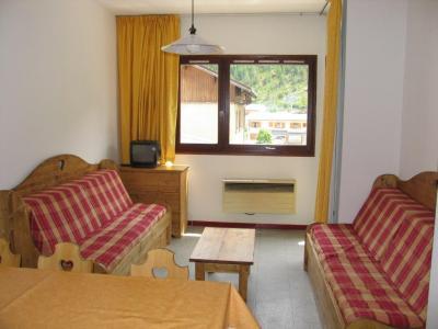 Location au ski Appartement 3 pièces 7 personnes (AR11) - Residences Du Quartier Napoleon - Val Cenis - Canapé