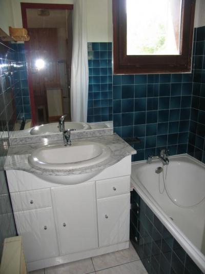 Location au ski Appartement 3 pièces 7 personnes (AR21) - Residences Du Quartier Napoleon - Val Cenis - Lavabo