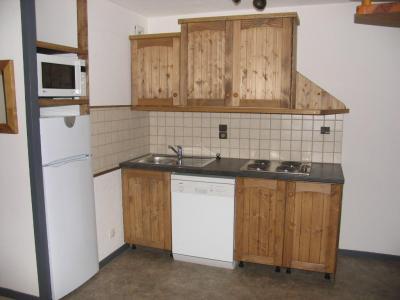 Location au ski Appartement duplex 4 pièces 8 personnes (CA22) - Residences Du Quartier Napoleon - Val Cenis - Kitchenette