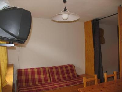 Location au ski Studio 3 personnes (021) - Residences Du Quartier Napoleon - Val Cenis - Canapé-lit