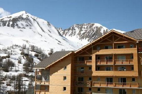Ski en famille Residence Les Cimes Du Val D'allos