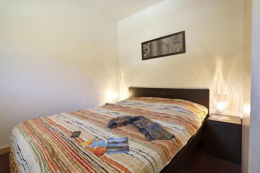 Аренда на лыжном курорте Les Chalets du Verdon - Val d'Allos - Двухспальная кровать