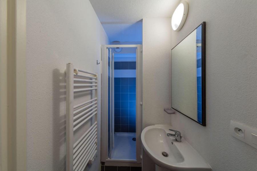 Alquiler al esquí Les Terrasses de Labrau - Val d'Allos - Cuarto de baño con ducha