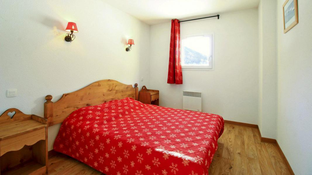 Аренда на лыжном курорте Résidence Central Park - Val d'Allos - Двухспальная кровать