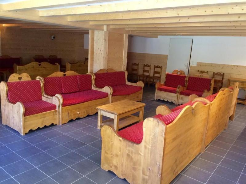 Location au ski Residence Central Park Labellemontagne - Val d'Allos - Réception