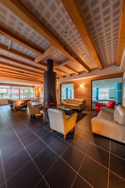 Location au ski Les Terrasses De Labrau - Val d'Allos - Intérieur