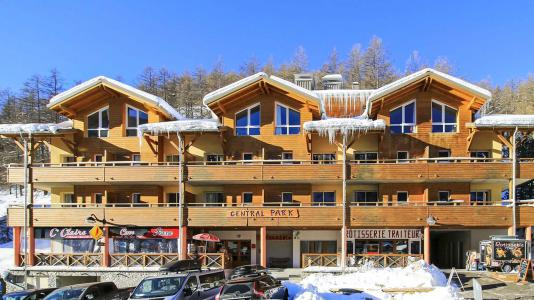 Rental Val d'Allos : Résidence Central Park winter