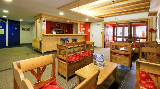 Rent in ski resort Résidence Central Park - Val d'Allos - Reception