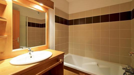 Rent in ski resort Résidence Central Park - Val d'Allos - Bathroom