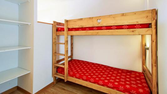 Rent in ski resort Résidence Central Park - Val d'Allos - Bunk beds
