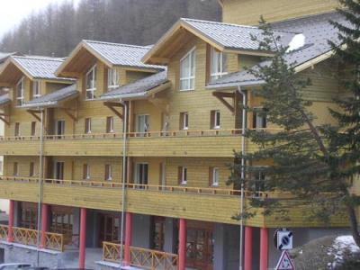 Location au ski Residence Central Park Labellemontagne - Val d'Allos - Extérieur hiver