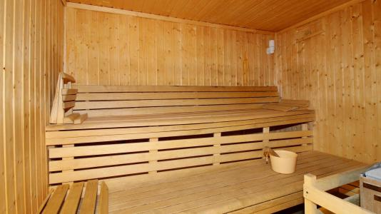 Rent in ski resort Résidence Central Park - Val d'Allos - Sauna
