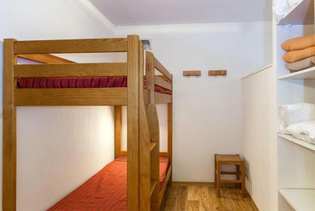 Rent in ski resort Résidence les Cimes du Val d'Allos - Val d'Allos - Bunk beds