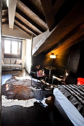 Location au ski Avenue Lodge Hotel - Val d'Isère - Chambre