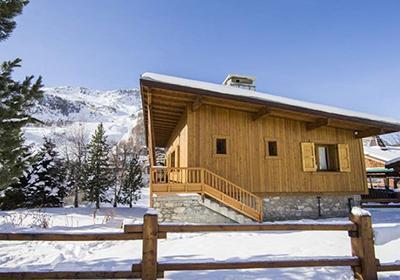 Chalet CHALET LE CABRI - Val d'Isère - Alpes du Nord
