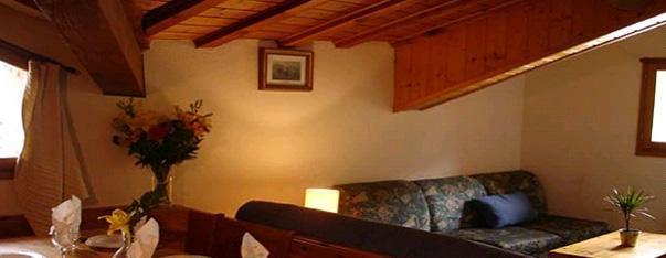 Location au ski Appartement 5 pièces 9 personnes - Chalet Tuteliere - Val d'Isère - Coin séjour