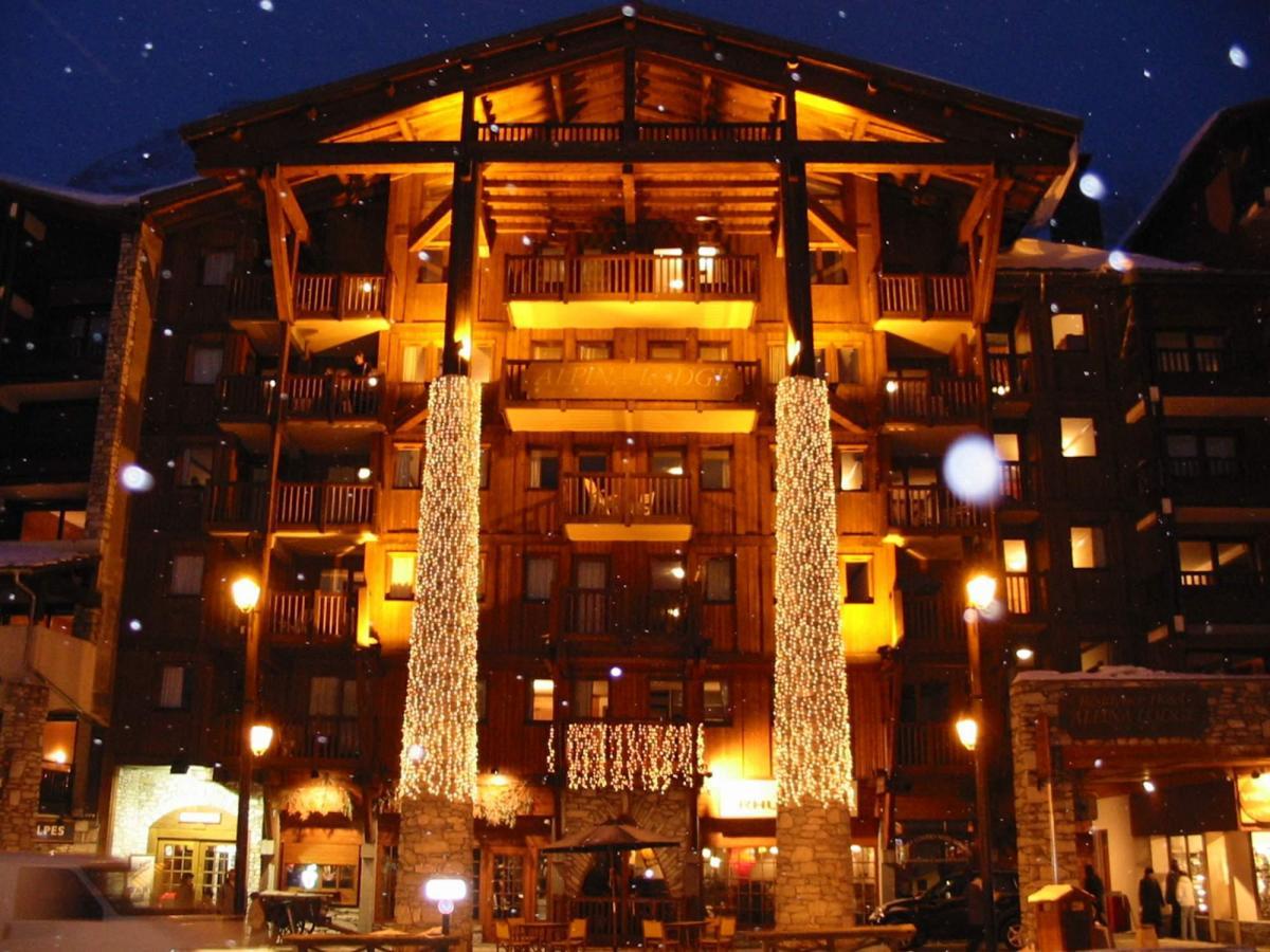 Ski en famille Residence Alpina Lodge