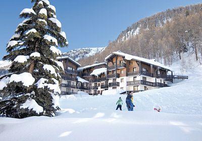 Ski en famille Residence Les Hauts Du Rogoney
