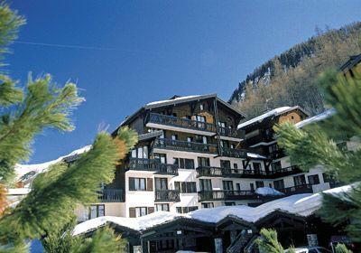 Location au ski Residence Les Hauts Du Rogoney - Val d'Isère - Extérieur hiver