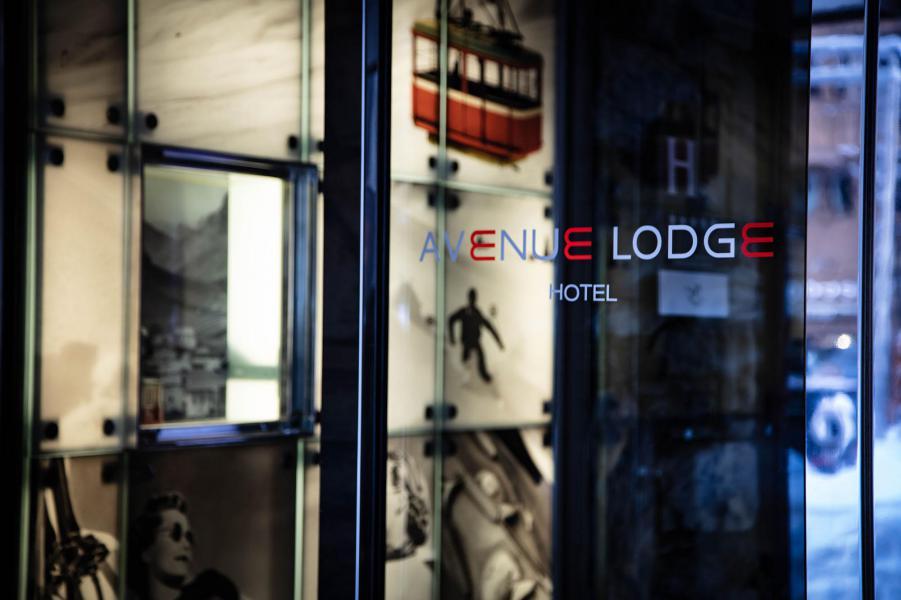 Rent in ski resort Avenue Lodge Hôtel - Val d'Isère - Inside
