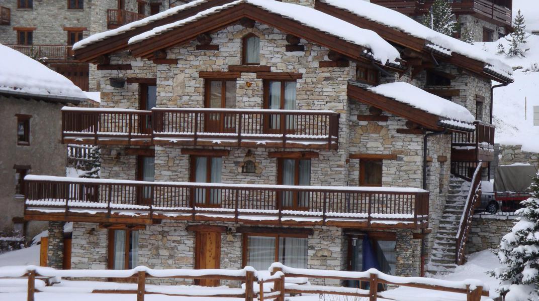 Rent in ski resort Chalet Alexandre - Val d'Isère - Winter outside