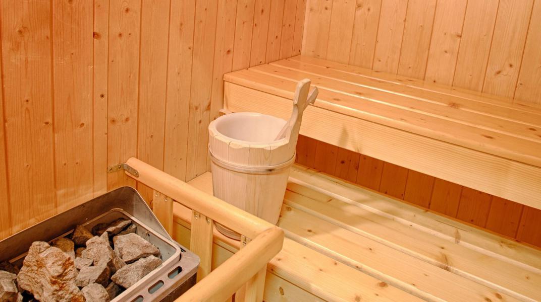 Rent in ski resort Chalet Alexandre - Val d'Isère - Sauna