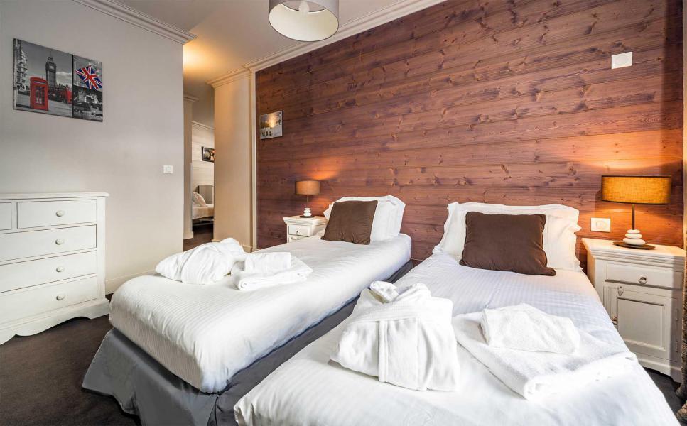 Аренда на лыжном курорте Chalet Appaloosa - Val d'Isère - Комната