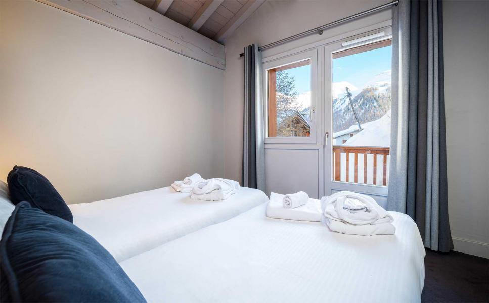 Location au ski Chalet Appaloosa - Val d'Isère - Chambre