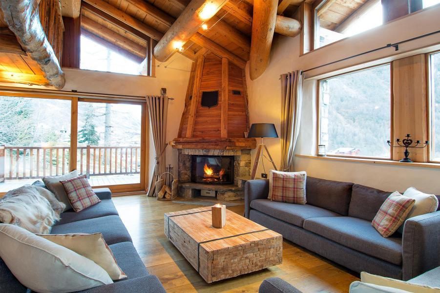 Alquiler al esquí Chalet Arosa - Val d'Isère - Estancia