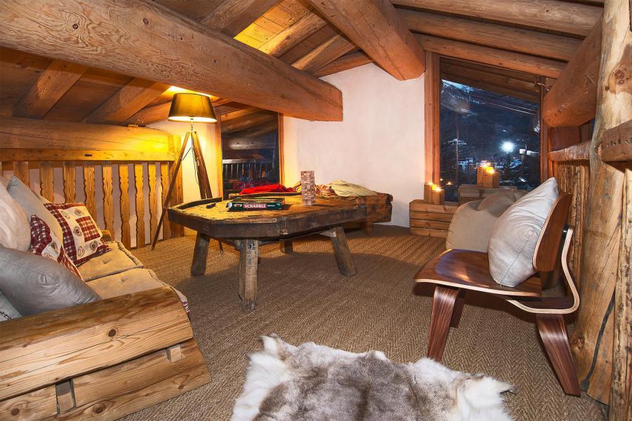 Alquiler al esquí Chalet Arosa - Val d'Isère - Mezzanine