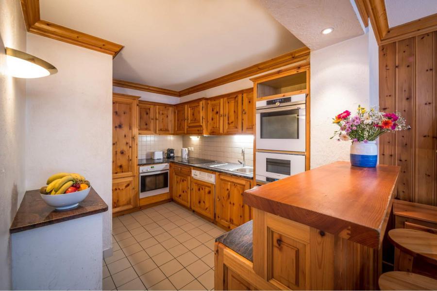 Аренда на лыжном курорте Chalet Cascade - Val d'Isère - Кухня
