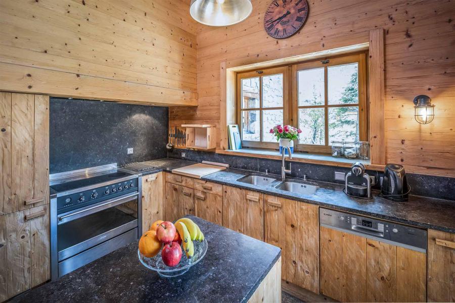 Аренда на лыжном курорте Chalet Davos - Val d'Isère - Кухня