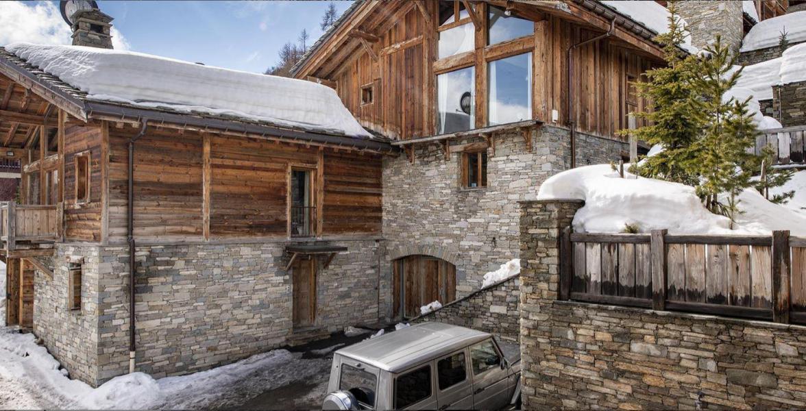 Шале Chalet Denali - Val d'Isère - Северные Альпы
