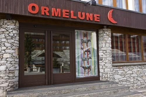 Vacances en montagne Hôtel Ormelune - Val d'Isère - Extérieur hiver