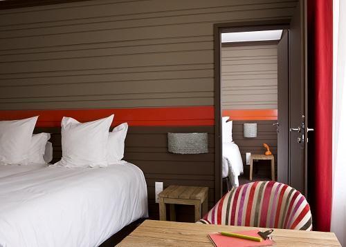 Location au ski Hôtel Ormelune - Val d'Isère - Lit double