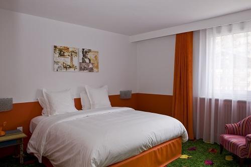Wynajem na narty Hôtel Ormelune - Val d'Isère - Pokój