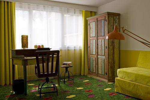 Wynajem na narty Hôtel Ormelune - Val d'Isère - Pokój gościnny