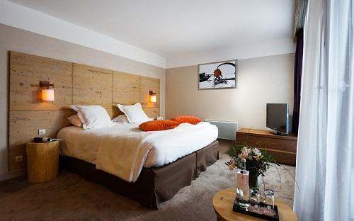 location chambre classique 2 personnes val d 39 is re ski planet. Black Bedroom Furniture Sets. Home Design Ideas