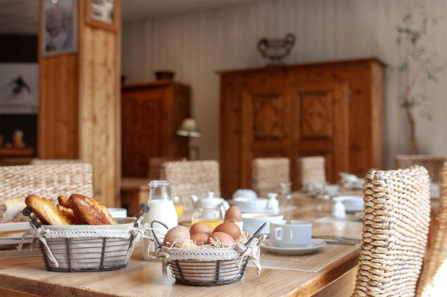 Skiverleih Résidence Alpina Lodge - Val d'Isère - Innen