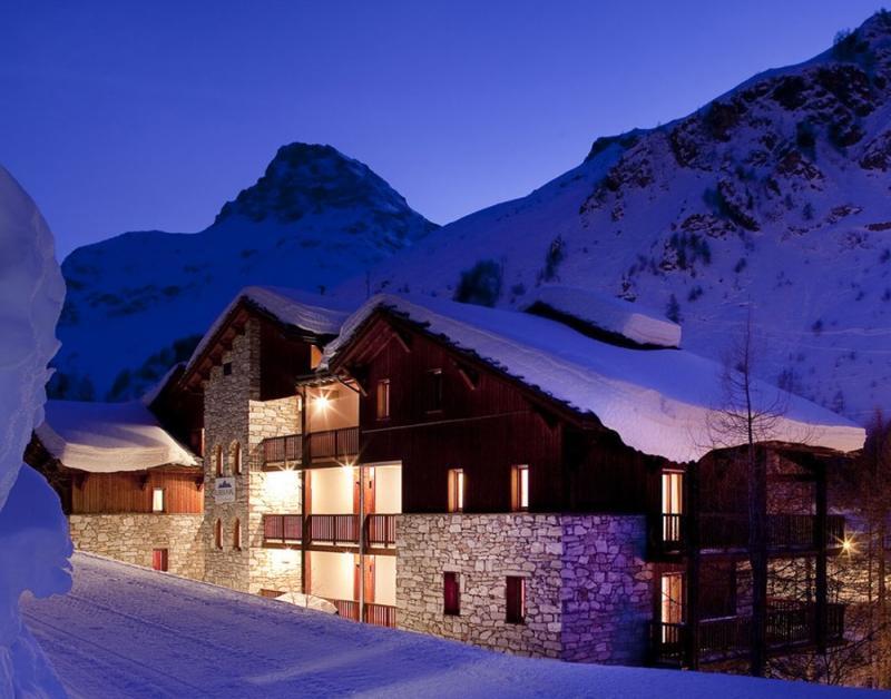 Location au ski Résidence Eureka Val - Val d'Isère - Extérieur hiver