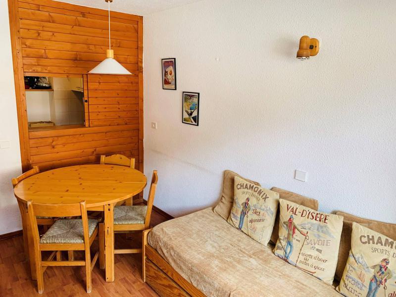 Аренда на лыжном курорте Апартаменты 2 комнат 4 чел. (19) - Résidence le Rond-Point des Pistes III - Val d'Isère - апартаменты