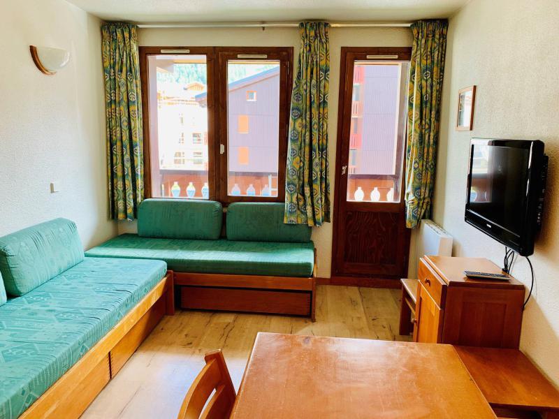 Аренда на лыжном курорте Апартаменты 2 комнат 4 чел. (32) - Résidence les Jardins de Val - Val d'Isère - апартаменты