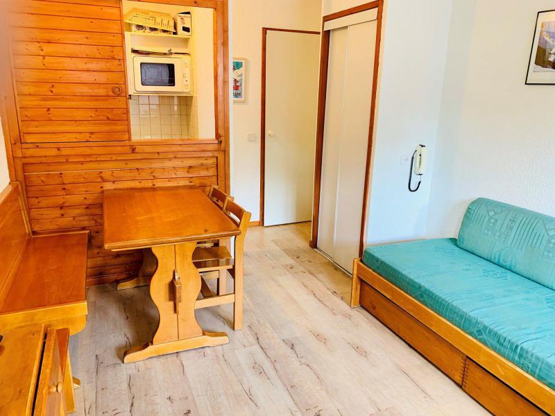 Location au ski Appartement 2 pièces 4 personnes (32) - Résidence les Jardins de Val - Val d'Isère - Séjour