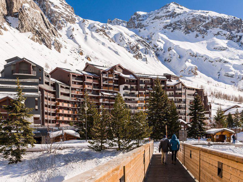 Аренда на лыжном курорте Résidence Pierre & Vacances Balcons de Bellevarde - Val d'Isère