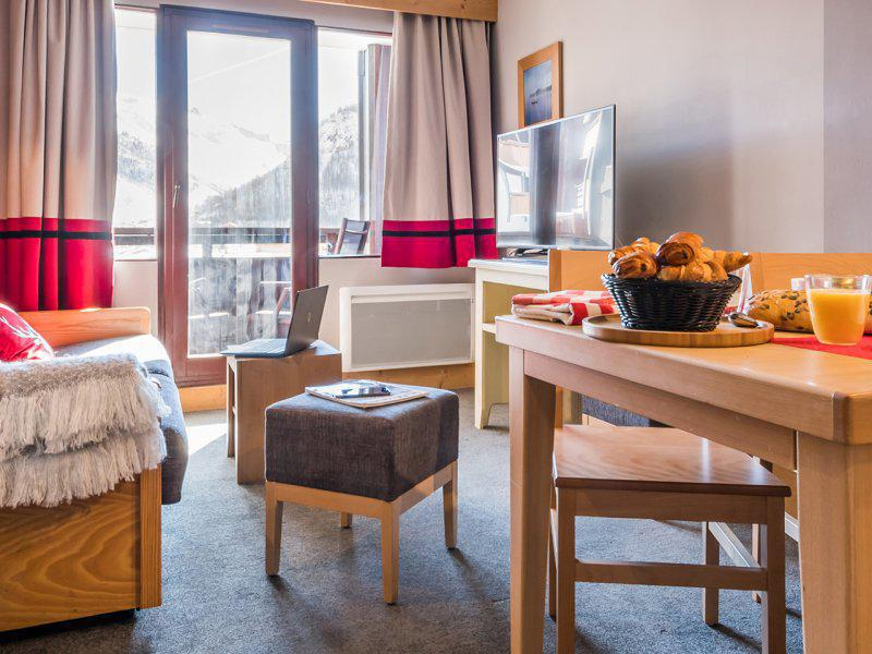 Location au ski Appartement 2 pièces 4-5 personnes (supérieur) - Résidence Pierre & Vacances Balcons de Bellevarde - Val d'Isère