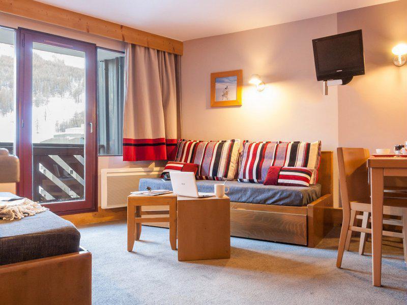 Аренда на лыжном курорте Апартаменты 3 комнат  5-7 чел. - Résidence Pierre & Vacances Balcons de Bellevarde - Val d'Isère