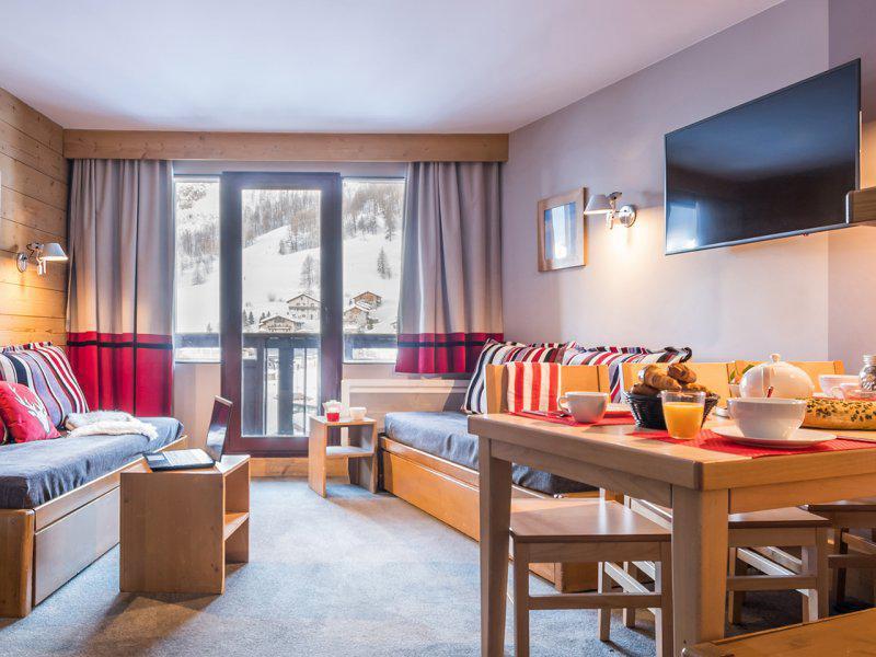 Location au ski Appartement 3 pièces 6-7 personnes (supérieur) - Résidence Pierre & Vacances Balcons de Bellevarde - Val d'Isère